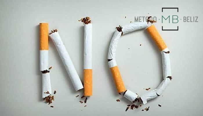 Decir NO definitivamente al tabaco
