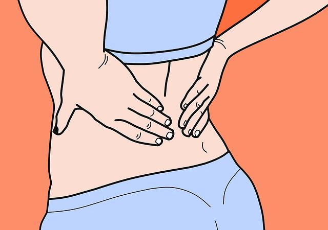 como aliviar el dolor de espalda